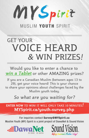 Muslim Youth Survey